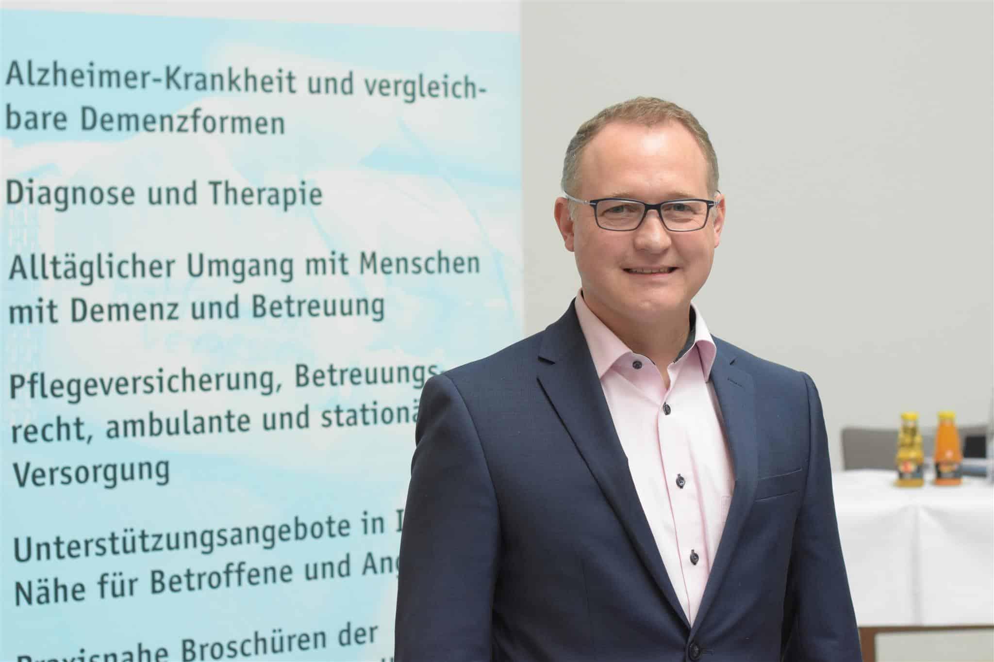 Dr. Thelen auf Azheimer-NRW